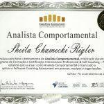 CERTIFICADO ANALISTA COMPORTAMENTAL